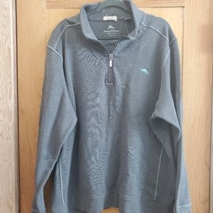NEVER WORN Tommy Bahama Zip Sweater 3xl